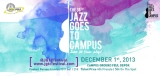36th jazz goes to campus