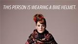 Dua Mahasiswi Swedia Ciptakan Helm Tak Kasat Mata -