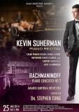 Kevin Suherman Piano Recital
