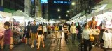 Belanja Ala Backpacker di Pratunam Night Market, Thailand