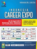 Indonesia Career Expo 2014 pic
