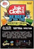 JakCloth Summer Fest 2014 jakarta