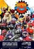 Japan Heroes United At Kuningan CIty jakarta