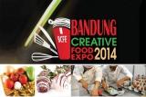 Pameran Bandung Creative Food Expo 2014 pic