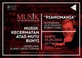 Pertemuan Musik Jakarta 2014 kineforum  taman ismail marzuki