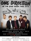 Tiket Konser One Direction DI Indonesia