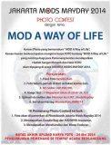 jakarta mods mayday 2014 lomba foto