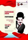 Funtomime at Japan Foundation Jakarta 2014