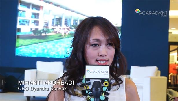 Interview Dengan Ceo Dyandra Convex Di Pameran Golden Tulip 2014