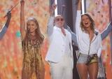 Jennifer Lopez dan Pitbull Siap Meriahkan Pembukaan Piala Dunia 2014 pic