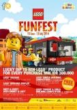 LEGO FunFest at fX Sudirman Jakarta 2014