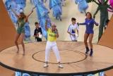 Meriahnya Upacara Pembukaan Piala DUnia 2014 brasil arena