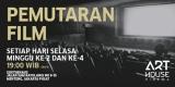Pemutaran Film Gratis - Arthouse Cinema 2014 di menteng
