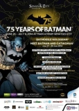 Rayakan 75 Years of Batman di Senayan City 2014