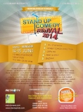 Stand Up Comedy Festival 2014 Di Senayan