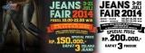 Lea Jeans Fair - Dapatkan Harga Spesial 2014
