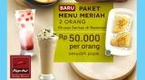 Paket Hemat Berbuka Hokben Bakmi GM dan Pizza Hut 2014
