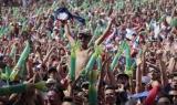 Piala Dunia Brazil Raih Penonton Terbanyak Kedua Di Sejarah Piala Dunia