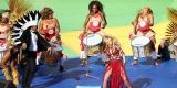 Shakira dan Ratusan Penari Closing Ceremony Piala Dunia 2014