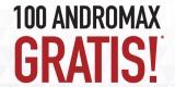 Smartfren Bagi-Bagi 100 Andromax Gratis