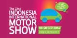 Indonesia International Motor Show 2014 1