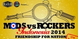Mods Vs Rockers Indonesia 2014 - Friendship For Indonesia