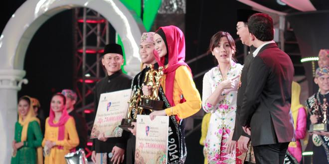 Malam Final Pemilihan Abang None Jakarta 2014