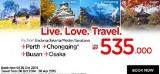 Promo AirAsia Live.Love.Travel Mulai Rp 535.000*