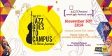 """The 37th Jazz Goes to Campus Festival """"The Ultimate Jazzperience"""""""