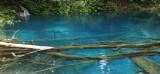Danau Kaco Berkilau Saat Gelap Gulita
