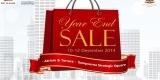Year End Sale Hadir di Sampoerna Strategic Square
