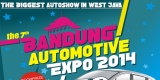 The 7th Bandung Automotive Expo 2014