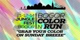 "Bogor Color n Run ""Grab Your Color on Sunday Breeze"""