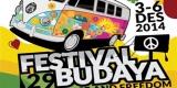 "Festival Budaya 29th ""Love, Peace and Freedom"" FIB UI"