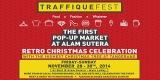 TraffiqueFest, The First pop-up market at Alam Sutera