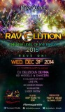 Ravelution – the new level of NYE party 2015