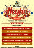 Heyho – New Year Clothing Bazaar