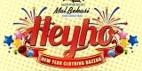 Heyho – New Year Clothing Bazaar