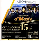 Live Concert D'lightful Moments with D'Masiv