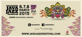 Java Jazz Festival 2015 Adakan Jazz On The Move (JJOTM)
