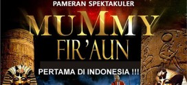Pesta Buku Bandung 2015 dan Pameran Mummy Fir'aun
