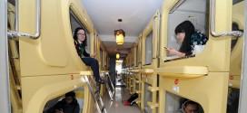 Setelah Jepang, Kini Cina Dirambah Capsule Hotel