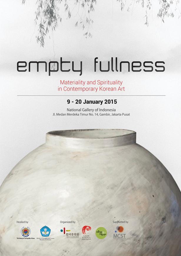 "Pameran Seni Kontemporer ""Empty Fullness"""