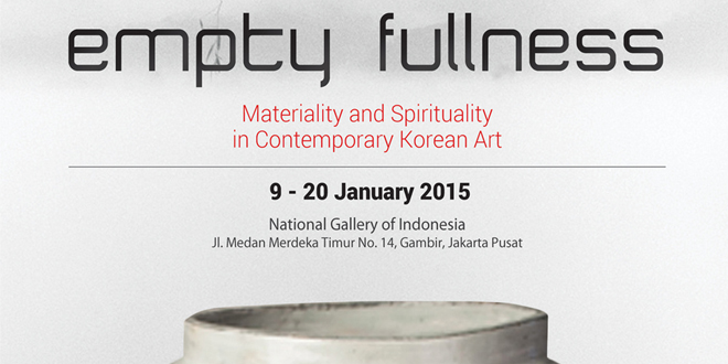 "Pameran Seni Kontemporer ""Empty Fullness"""