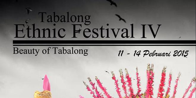 Tabalong Ethnic Festival IV di Kab. Tabalong, Kalimantan Selatan