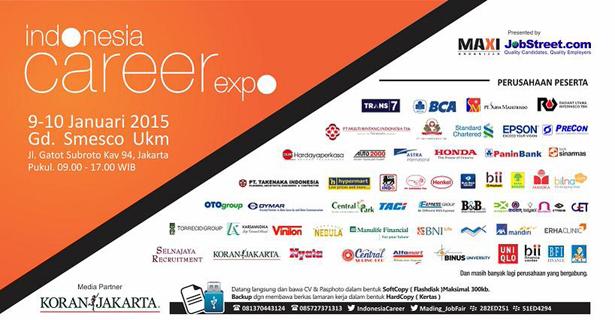Indonesia Career Expo 2015