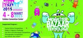 The 21 Mega Bazaar 2015 Bertempat di Makassar