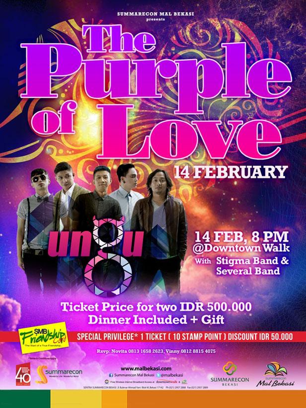 The Purple of Love