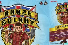 "Warriors Jakarta – Booze & Glory ""Live in Indonesia 2015″"