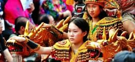 Atraksi Tatung Meriahkan Cap Go Meh di Singkawang